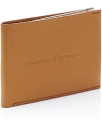 Porsche Design Voyager 2.0 Wallet H6 - Braun