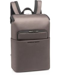 Porsche Design Roadster 4.1 L Backpack - Grau