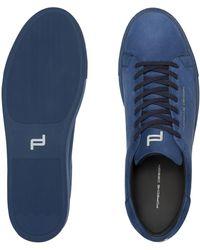 Porsche Design Cupsole Calf Sneaker - Blau