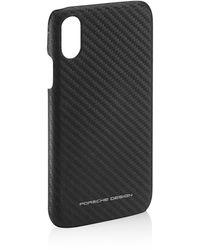 Porsche Design IPhone Xr Case - Schwarz