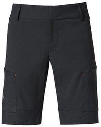 Porsche Design Cargo Shorts - Schwarz