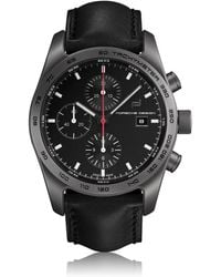 Porsche Design Chronograph Titanium Ltd. Ed. - Schwarz