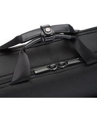 Porsche Design Roadster 4.1 E S + Sleeve Briefbag - Schwarz