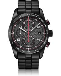 Porsche Design Chronotimer Series 1 All Black Carbon - Schwarz
