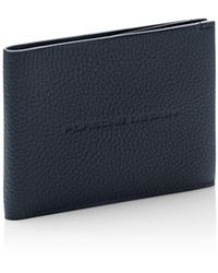Porsche Design Voyager 2.0 Wallet H8 - Blau