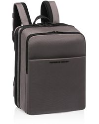Porsche Design Roadster 4.1 24H L Backpack - Grau