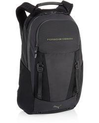 Porsche Design EVO Knit Backpack - Schwarz