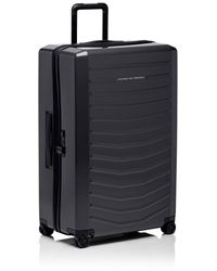 Porsche Design Roadster Hardcase Light L Trolley - Schwarz