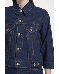 Ports 1961 Classic Denim Jacket - Blue