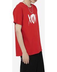 PortsV Xov Red T-shirt
