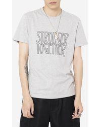 PortsV Stronger Together Logo T-shirt - Multicolor