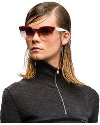 Prada Hide Sunglasses - Multicolor