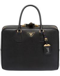Prada Travel Kit - Black