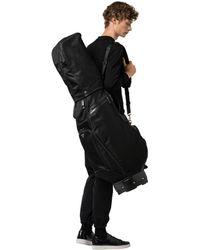 6f9a74431ca5 Prada Nylon Golf Bag in Black for Men - Lyst
