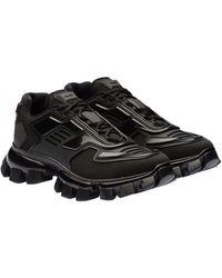 Prada Cloudbust Thunder Sneakers - Black