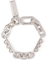 Prada Metal Chain Bracelet - Metallic