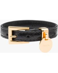 Prada Bracelet Lyst
