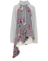 Preen By Thornton Bregazzi - Re18 Delia Hoodie - Lyst