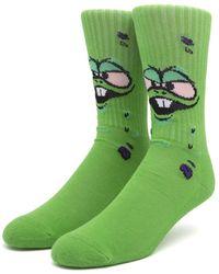 Huf Nug Man Socks - Green