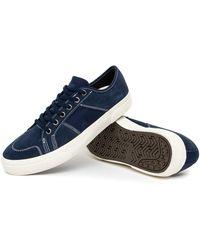 Globe Surplus Shoes - Blue
