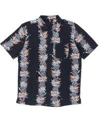 Volcom - Palm Glitch Shirt - Lyst
