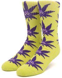 Huf Green Buddy Strains 2.0 Socks