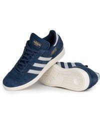 adidas Busenitz Shoes - Blue