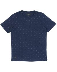 Makia Anchors T-shirt