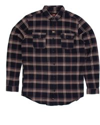 Globe Flanigan Long Sleeved Shirt - Black