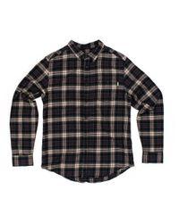 Rhythm - Suffolk Long Sleeved Shirt - Lyst