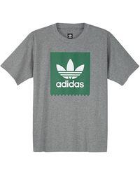 adidas Solid Bb T-shirt - Grey