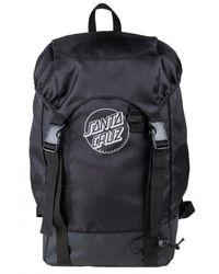 Santa Cruz Classic Trail Backpack - Black