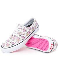 Vans Era Pro Vanosaur Shoes - White