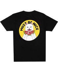 RIPNDIP Delicious T-shirt - Black