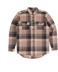 Globe Clifton Long Sleeved Shirt - Brown