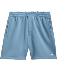 adidas Heavyweight Shmoofoil Shorts - Blue