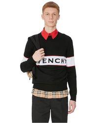 Givenchy Pull en laine - Noir