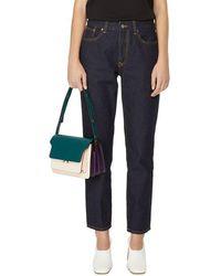 Vivienne Westwood Jean en coton biologique - Bleu
