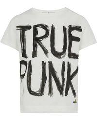 Vivienne Westwood - T-shirt en coton - Lyst