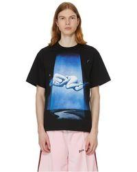 MISBHV T-shirt en coton - Noir