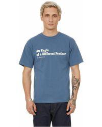 Reese Cooper T-shirt en coton - Gris
