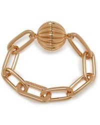 Lanvin Bracelet en laiton - Métallisé