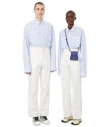 Antidote Pantalon en coton - Blanc