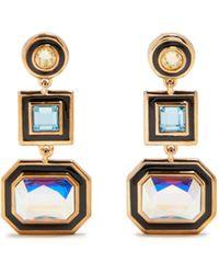 Isharya Earrings - Blue