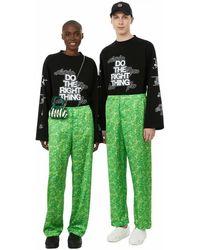 Antidote Pantalon à imprimé - Vert