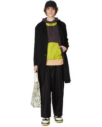 Acne Studios Wool Coat - Black