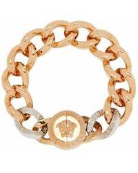 Versace Bracelet Medusa Chain - Métallisé