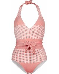 lemlem Semira One-piece Swimsuit - Pink