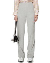 Antidote Pantalon en coton stretch - Gris
