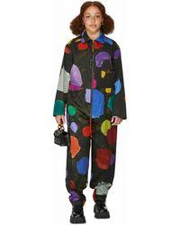 Vivienne Westwood Multicoloured Cotton Jumpsuit
